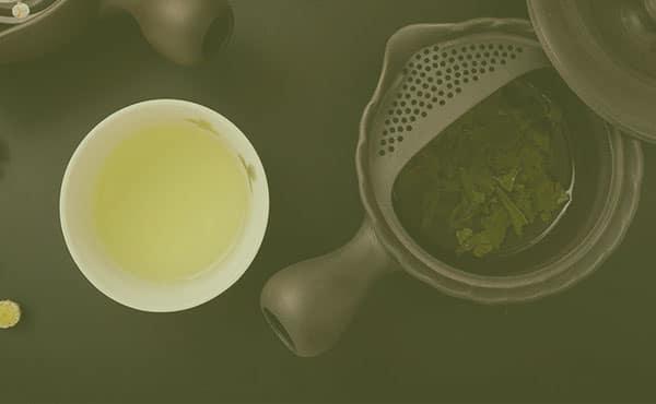 Зелен чай Гьокуро