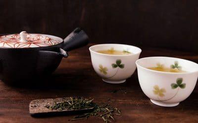 Дегустация на Японски Зелен Чай в Спагети Китчън Бар, 02.11