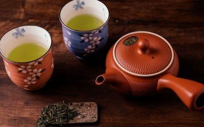 Представяне – зелен чай