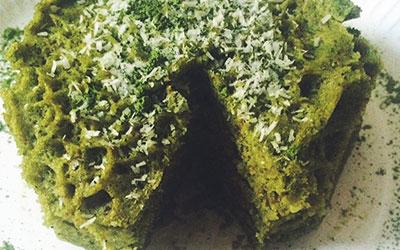 Toрта в микровълнова с Матча